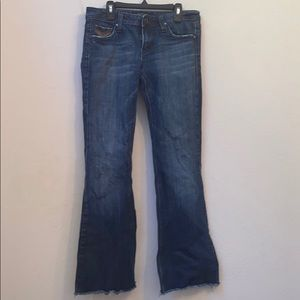 Vigors the scarlett fit and flare jeans size 28